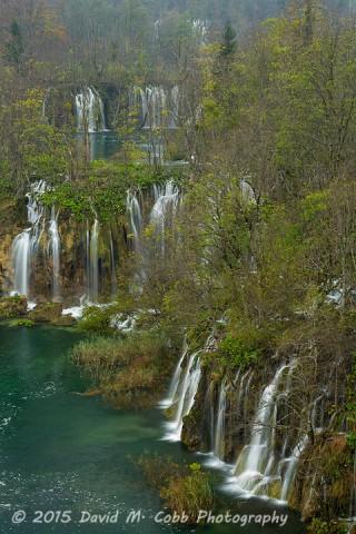 Plitvice Waterfalls