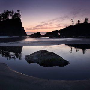 Second Beach Twilight