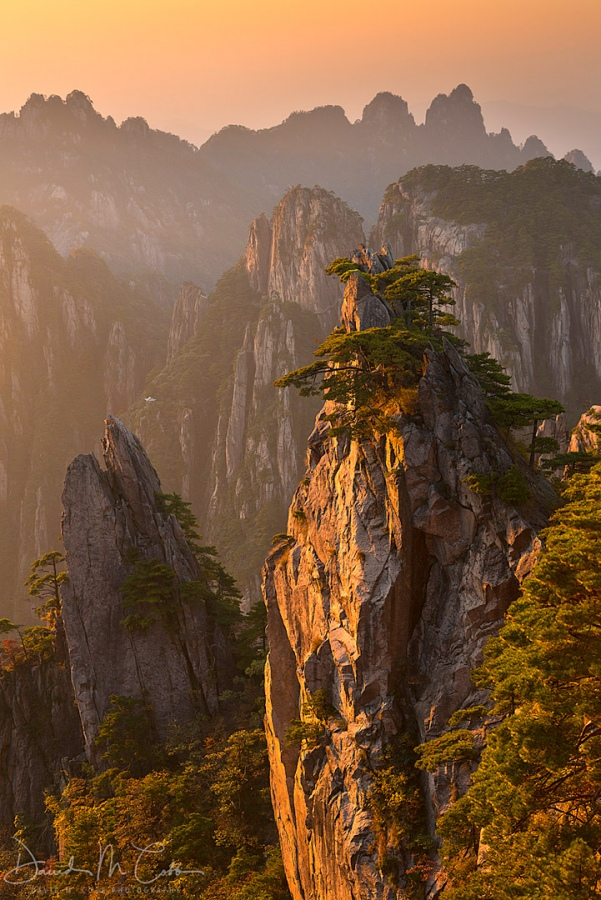 Peaks of China