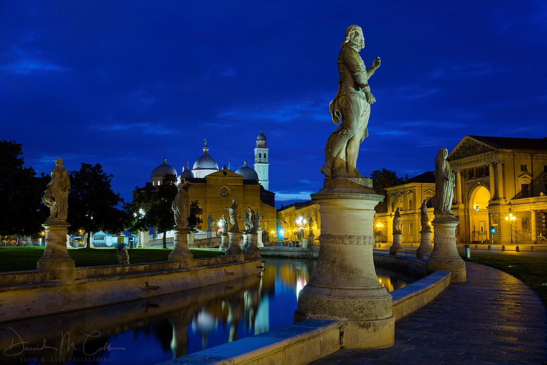 Statues of Padua