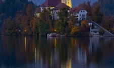 Bled Blue Hour