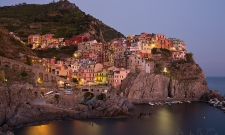 Manarola Night