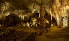 Carlsbad Cavern Pathway