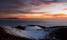 Mauna Kea Sunset View