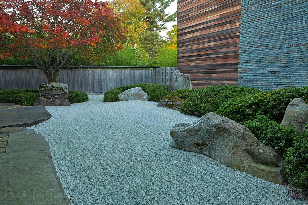 Blum Garden Courtyard Garden