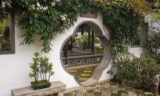Lan Su Chinese Garden Spring 1
