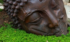 Meijer Garden Buddha Sculpture