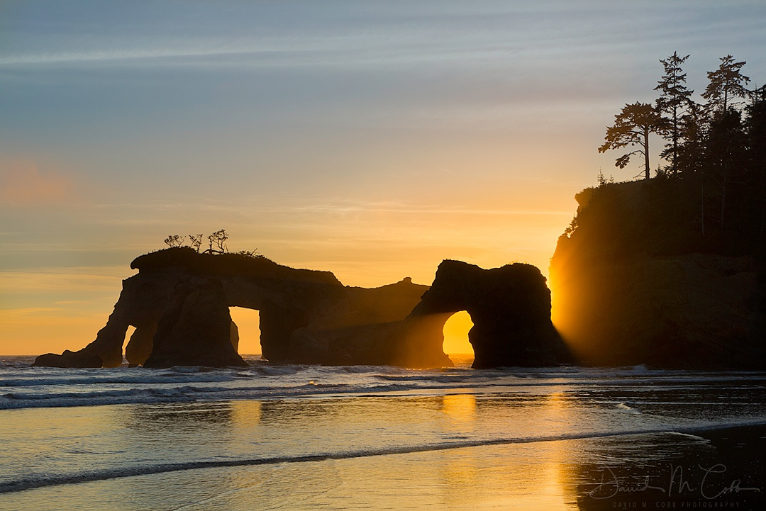 Sunset Arches 4