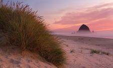 Haystack 2 Sunset