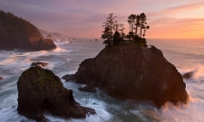 Rugged Oregon Coast